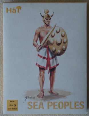 HaT 1/72 HAT8078 Sea People (Ancients)